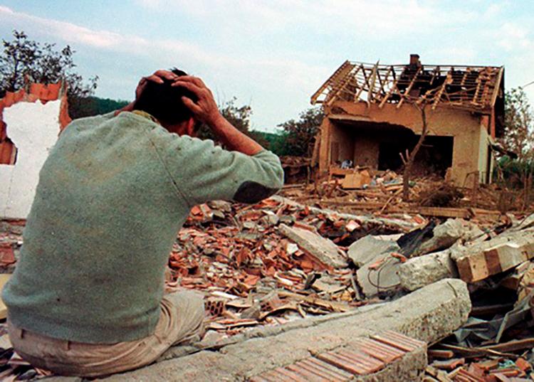 El bombardeo de la OTAN sobre la exYugoslavia en 1999 duró 78 días y tuvo por nombre Operación Fuerza Aliada