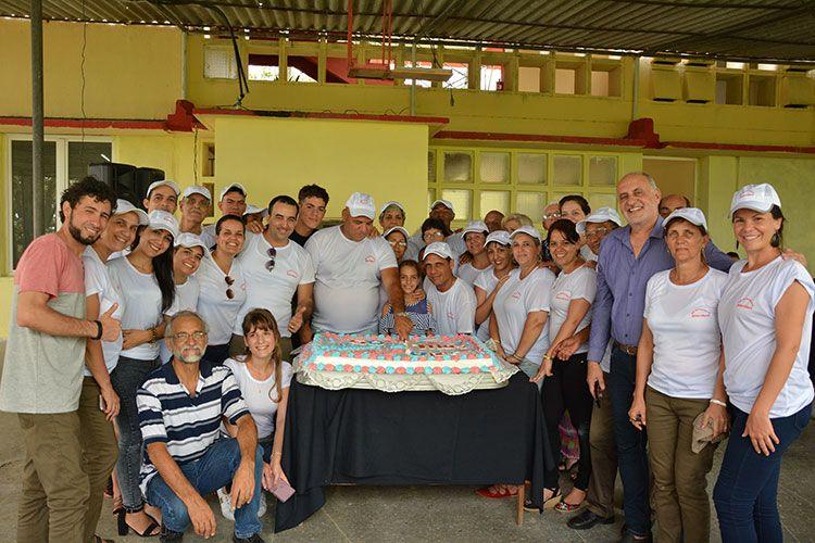 Colectivo de trabajadores del periódico Guerrillero