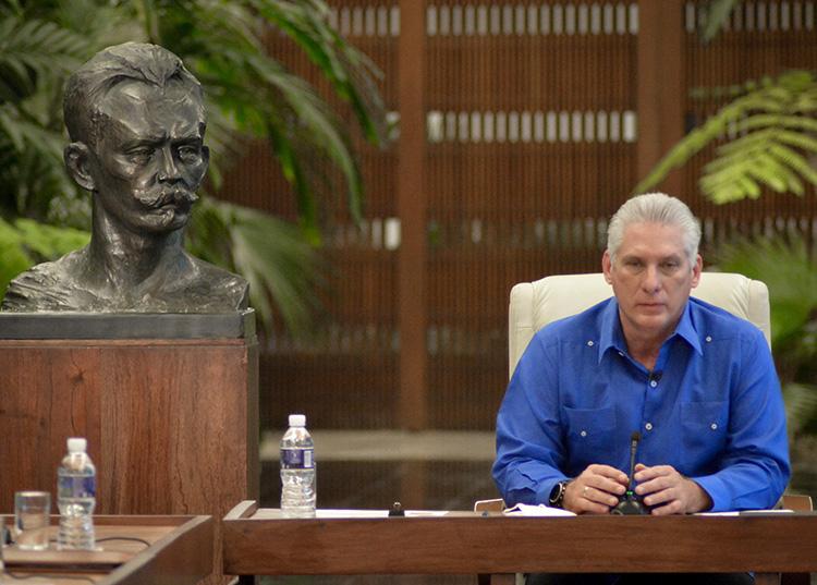 Foto: Presidencia Cuba.