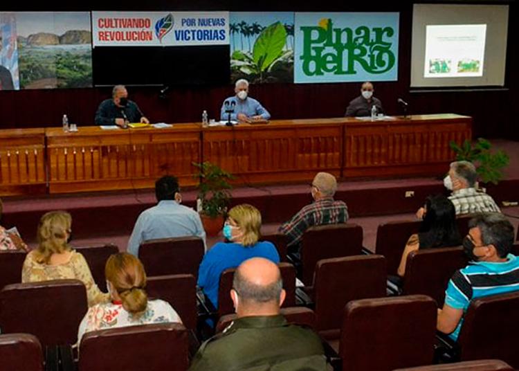 l Primer Secretario del Comité Central del Partido Comunista de Cuba (PCC) y Presidente de la República, Miguel Díaz Canel Bermúdez visita Pinar del Río. / Foto: Telepinar
