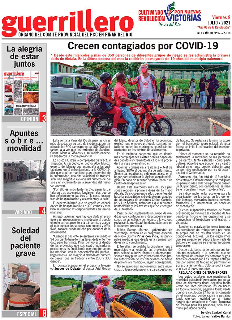 Edición impresa 09-07-2021