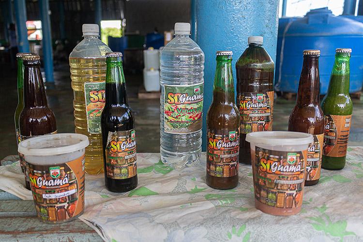 En la minindustria Sol Guamá producen variedad de productos y pretenden ampliar las líneas a partir de condimentos deshidratados.