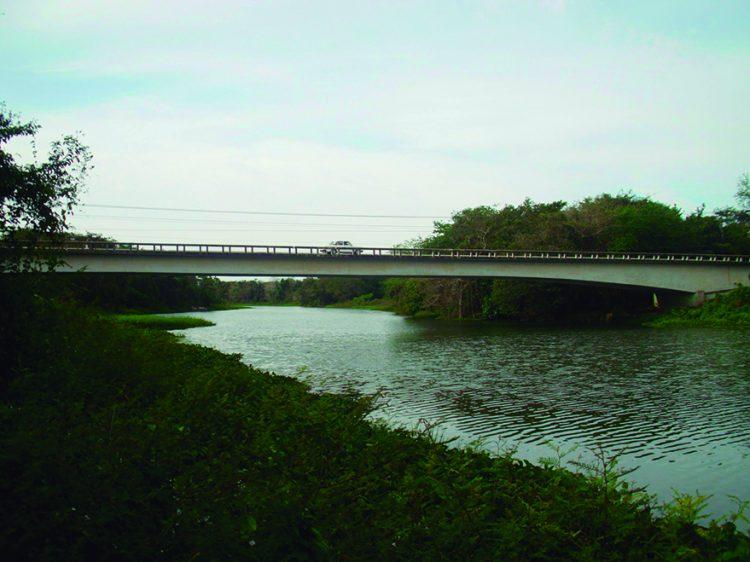 Las aguas del río Cuyaguateje son de relevante importancia para su desarrollo agropecuario.