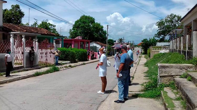 Se trabaja en el municipio Consolación del Sur integralmente para lograr detener la transmisión de la COVID 19