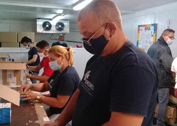Comienza mañana vacunación en otras áreas de Salud de la ciudad Pinar del Río