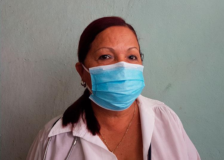 Doctora Marisol Gómez Ramos