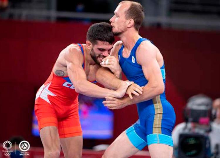 Orta dio una de las sorpresas más grandes de la delegación cubana de 69 atletas, al llegar a la fase semifinal