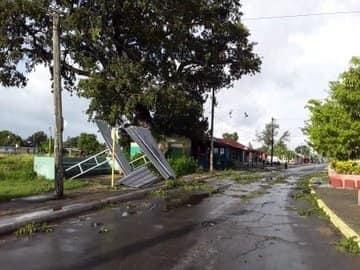 dannos causados por huracan ida 1
