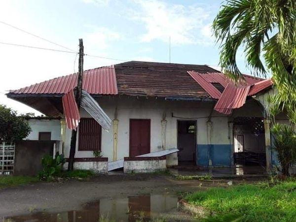 dannos causados por huracan ida 2