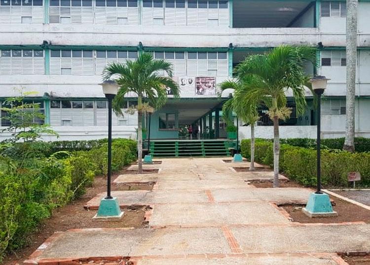 Hospital de campaña para niños con COVID-19 en Sandino apuesta por la vida.