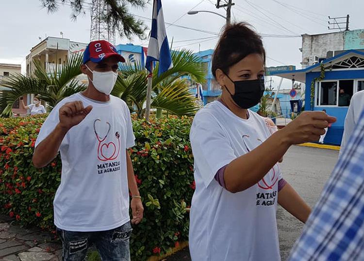 De Matanzas a Pinar del Río: regresan profesionales sanitarios para reforzar asistencia médica