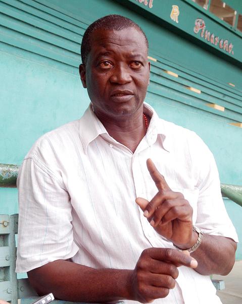 Reinaldo Costa fue el pitcher estrella del equipo Cuba en el Campeonato Mundial de 1984. Autor  Juan Moreno