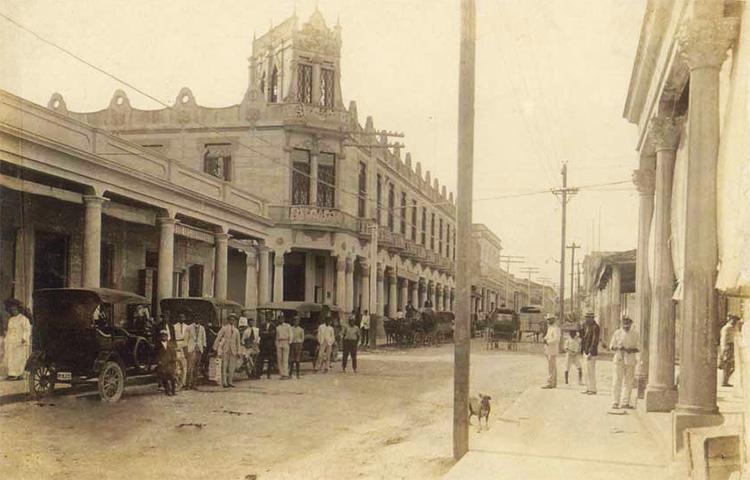 Calle Martí, la vía principal que atraviesa toda la ciudad (1904-1918)