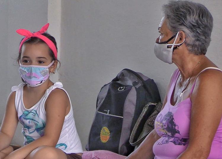 Para esta mujer no hay moneda que pague el esmero y el cariño que le profesaron durante su estancia / Foto: Pedro Lázaro Rodríguez Gil