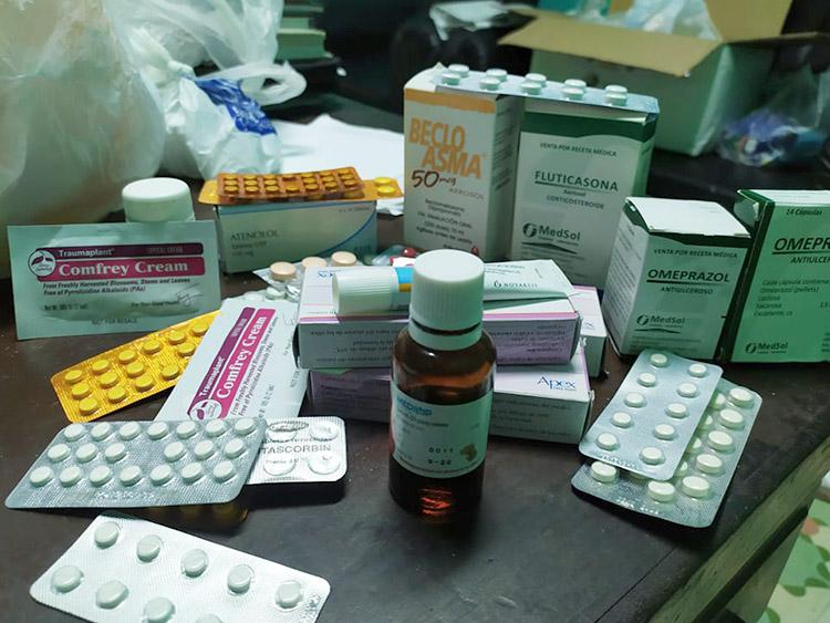productos de aseo alimentos medicina 1