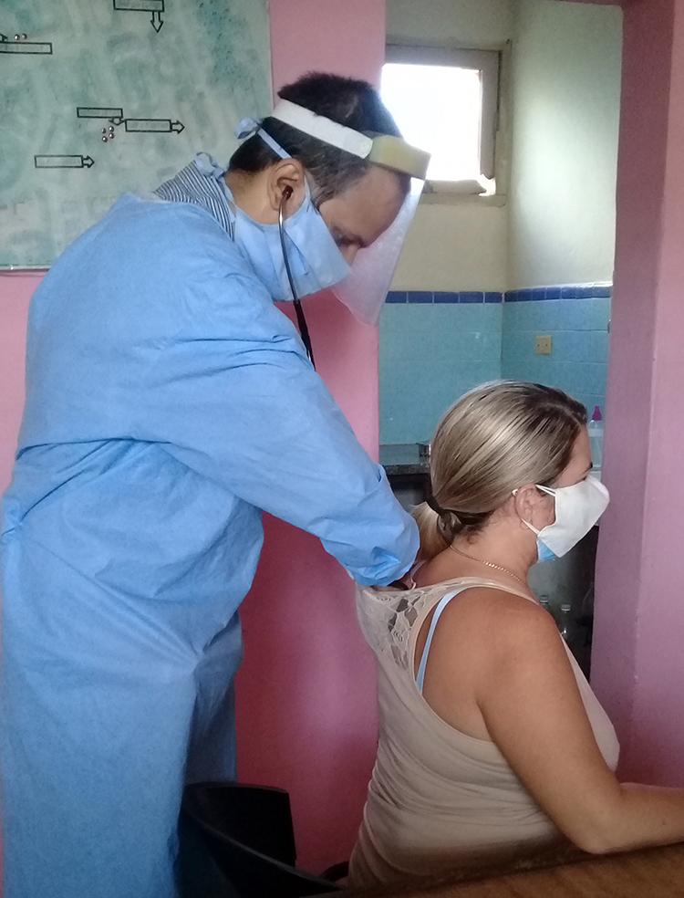 La aplicación del método clínico es fundamemntal.